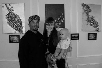 Christin Garrison & her art
