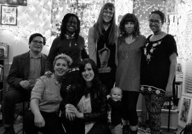 1st show: Featured artists + Baby Sigourney